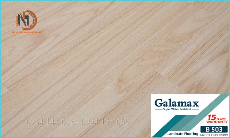 Sàn Gỗ Galamax 12ly B503