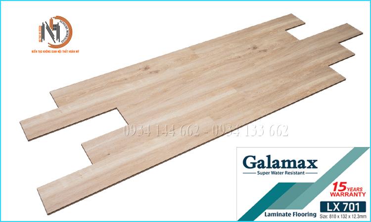 Sàn Gỗ Galamax 12ly LX701