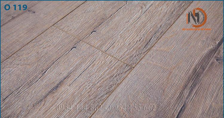 Sàn gỗ Vario 12ly O-119